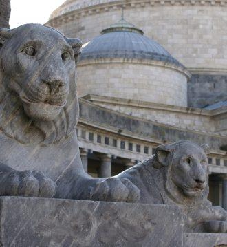 Plebiscito Square – Naples Italy