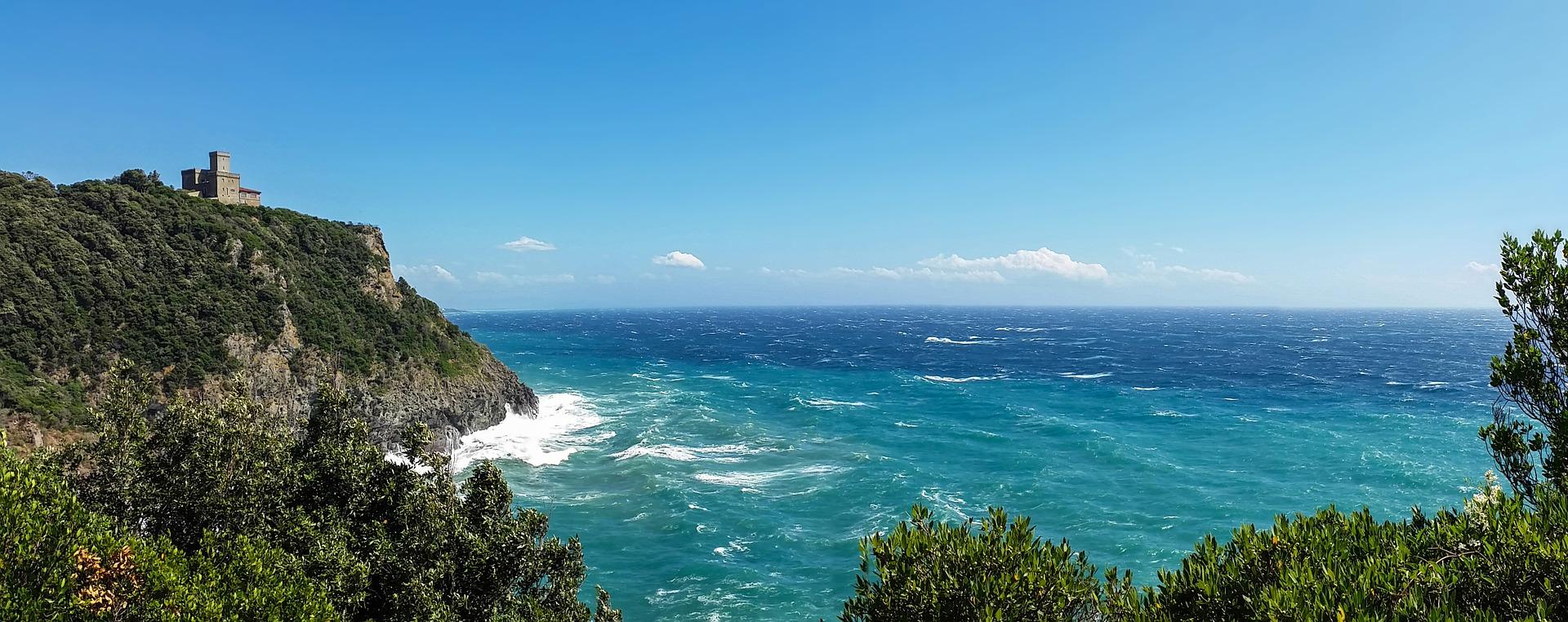 italy sea side