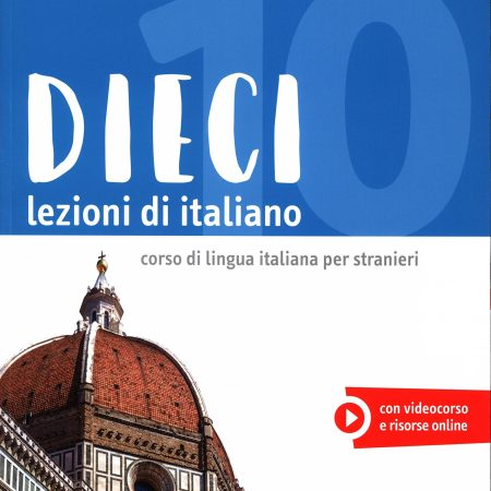 Italian Language Course Book – Hard Copy